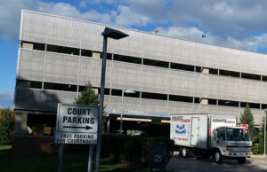Parking Garage Pressure Washing Rhode Island