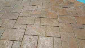 Paver Cleaning & Sealing - Rhode Island