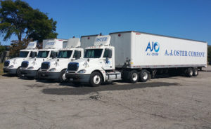 Truck Fleet Washing
